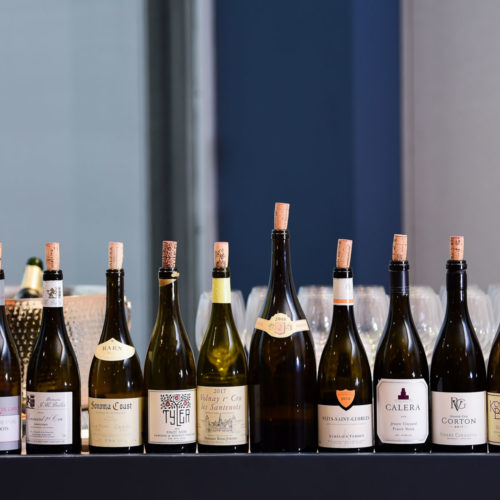Bottle line up for NYC pinot talks