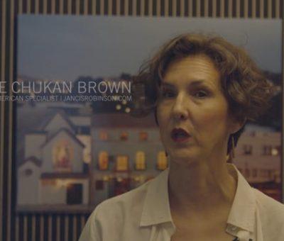 Elaine Chukan Brown - Wine Journalist American Specialist, JancisRobinson.com